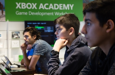 Students can learn game development at Microsoft Store locations in Sydney and New York 5