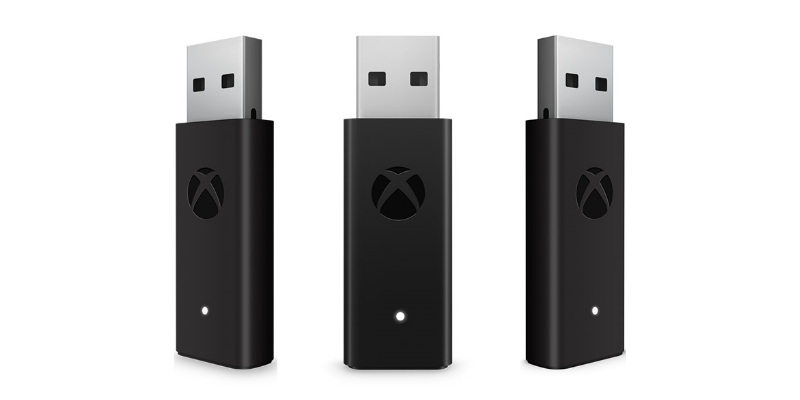 Microsoft's new Xbox Wireless Adapter is 66 percent smaller than its predecessor