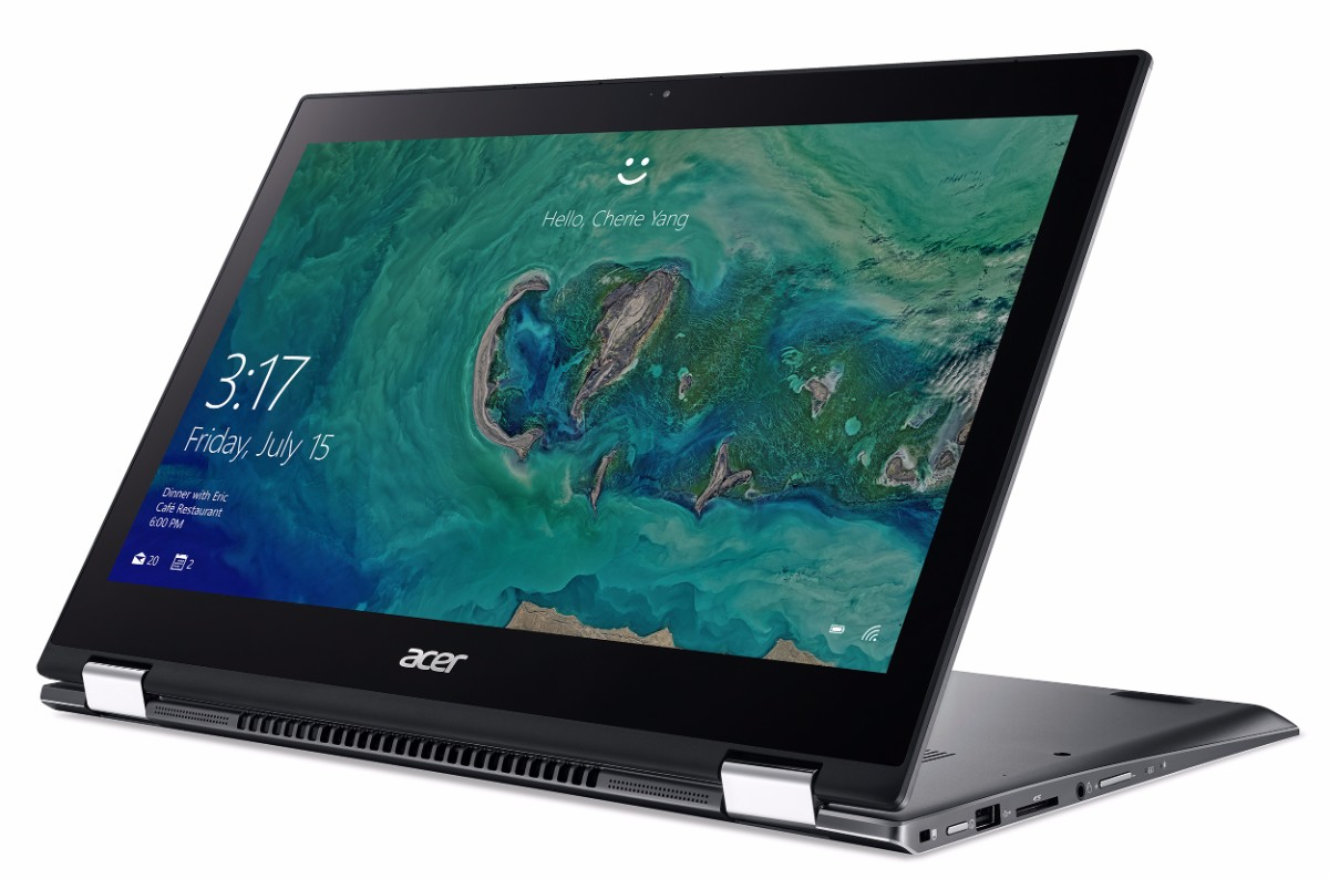 Acer expands Switch, Swift and Spin convertible model ranges