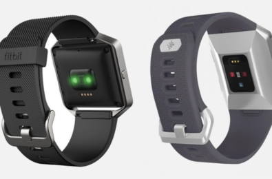Leaked Fitbit smartwatch renders may have revealed Fitbit's secret weapon against Apple 12