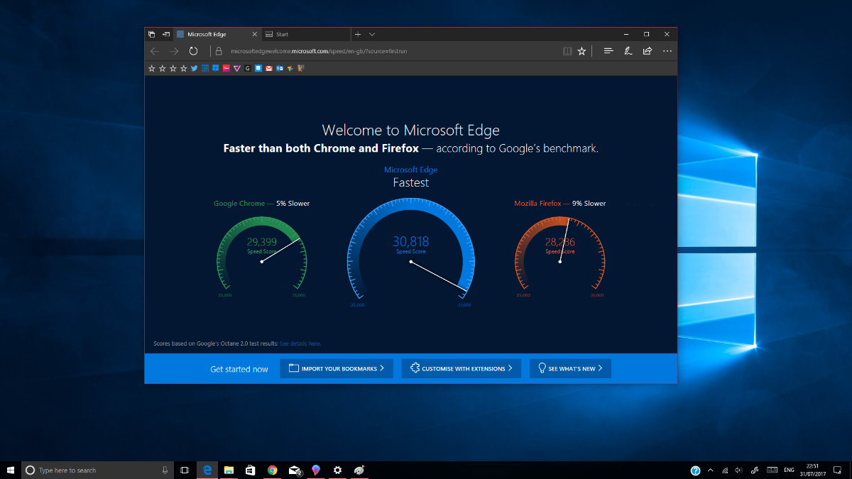 How to disable the Windows 10 welcome screen after updates