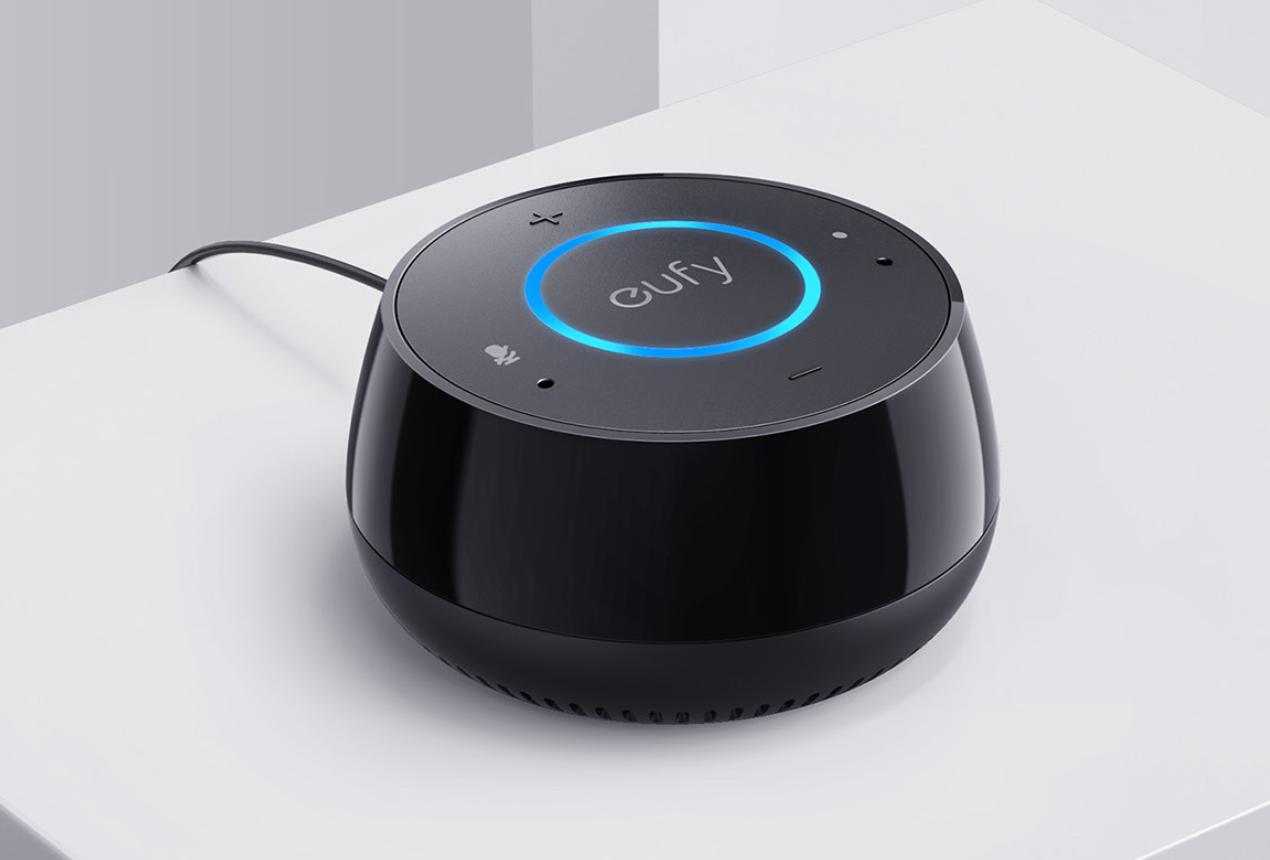 anker 39 s new amazon alexa powered smart speaker is a. Black Bedroom Furniture Sets. Home Design Ideas