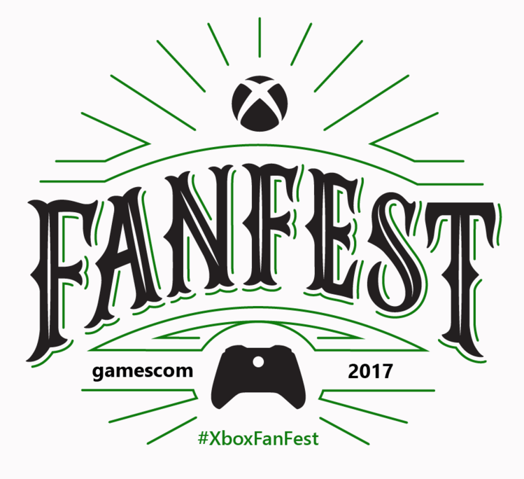microsoft is giving away tickets to xbox fanfest at gamescom 2017