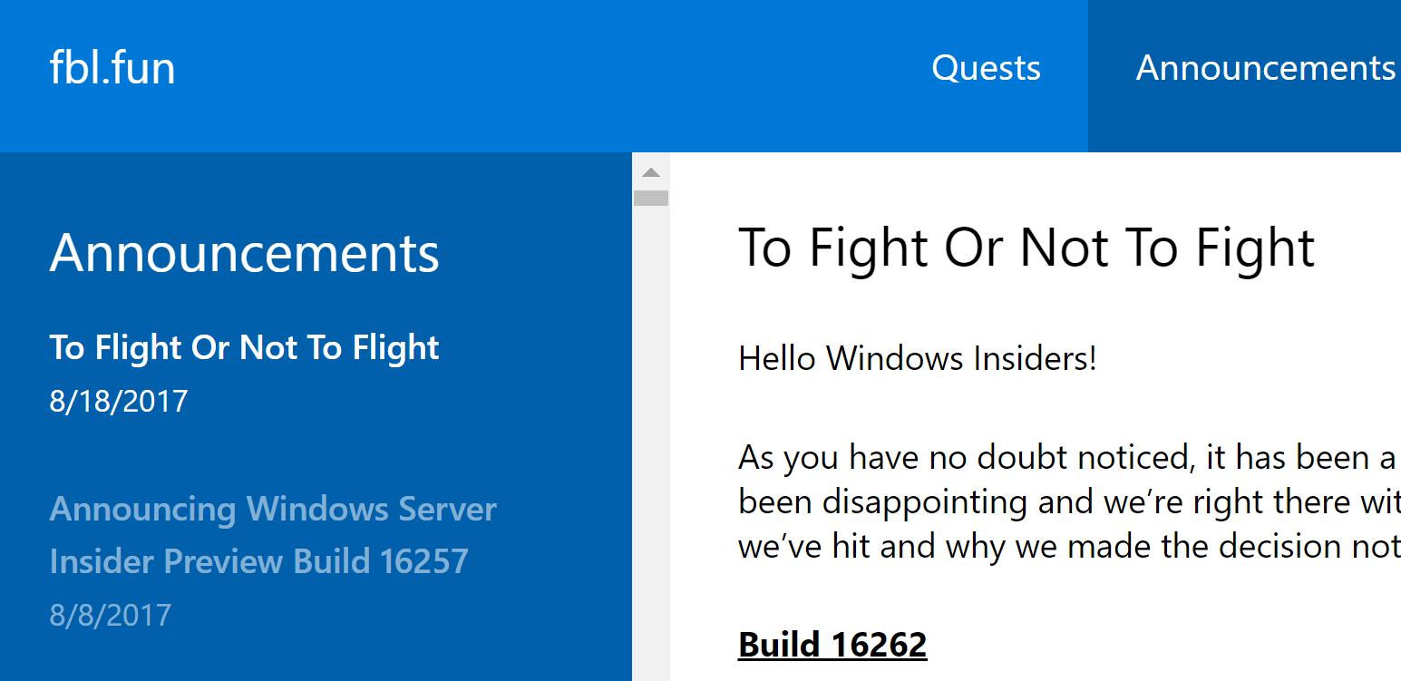 Feedback Hub: Hacker does what Microsoft refuses to do 1