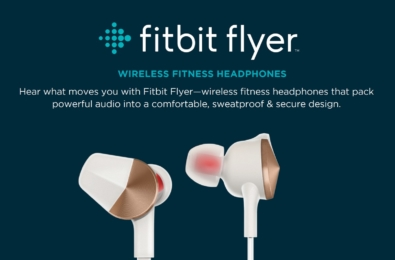 Fitbit's new Flyer headphones lets you ditch your phone 23