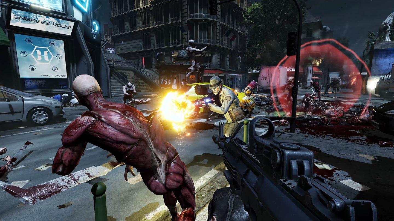 Review dead alliance killing floor 2 and phantom trigger for Floor 2 boss swordburst 2
