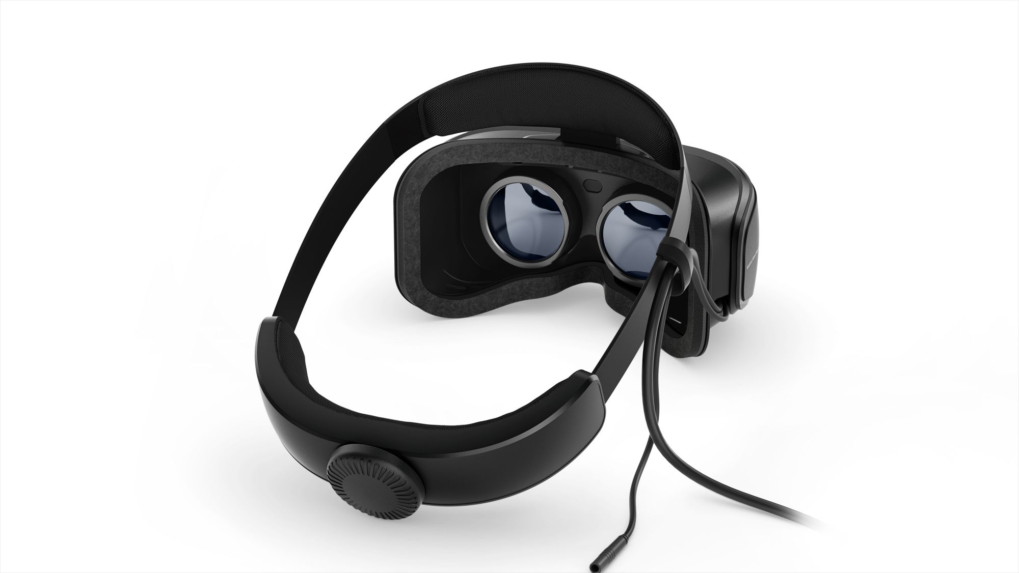 Lenovo's Mixed Reality Headset Is Called The Explorer