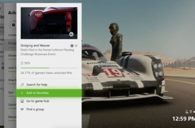 Microsoft shows off the first glimpse of light mode on Xbox One 29