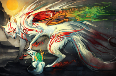 Capcom confirms cult classic Okami is coming to Xbox One 27