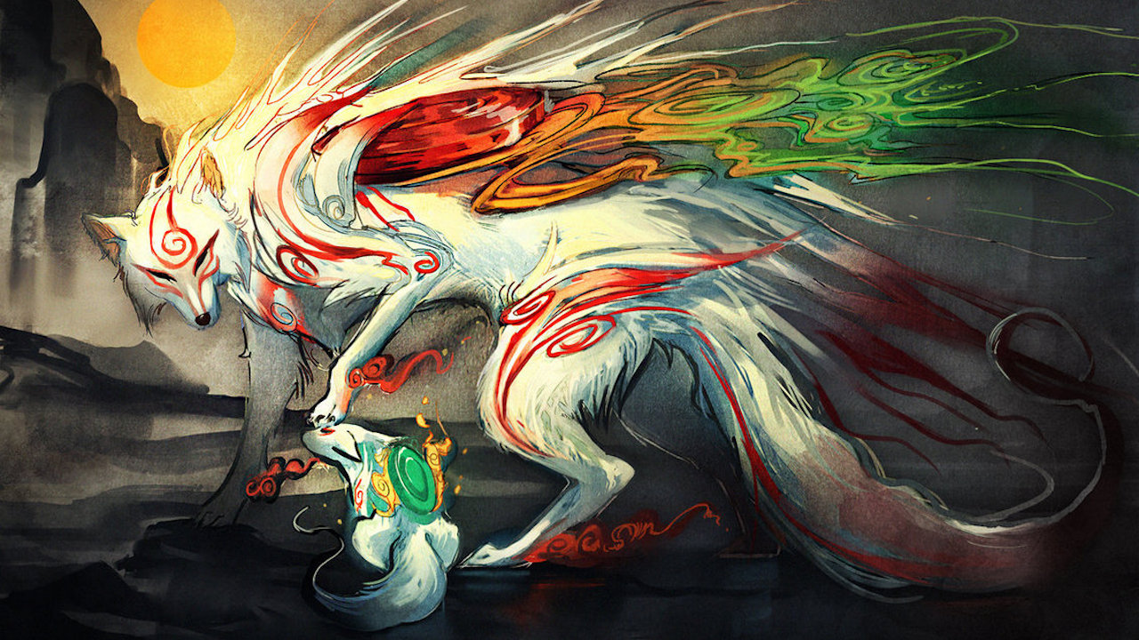 Okami HD Reportedly Scheduled for Release in 2017
