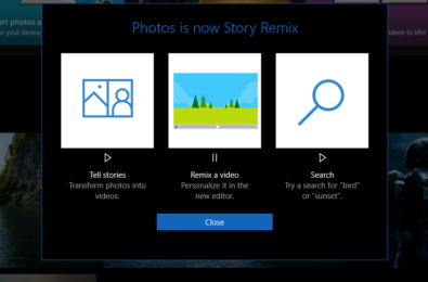 Microsoft releases a new update for Photos App for Skip Ahead Ring 7