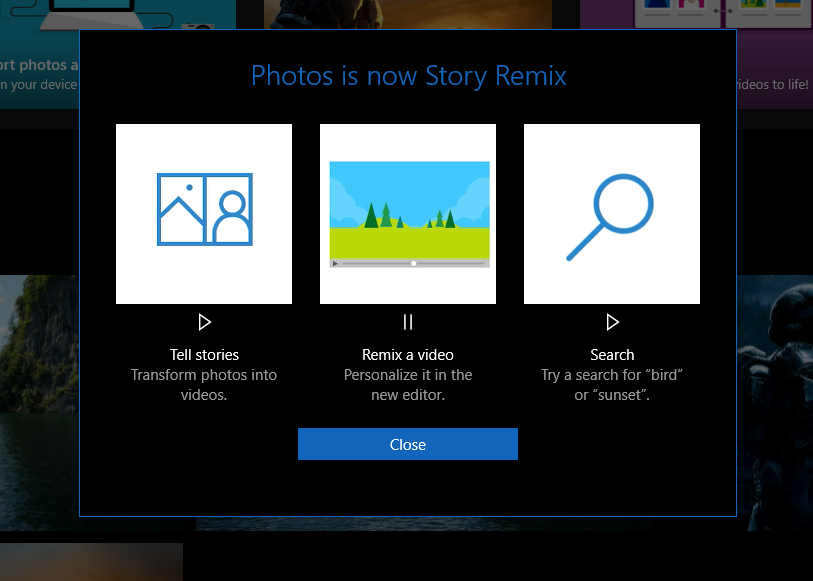 OneDrive's UWP app gets 3D goodies in Windows 10