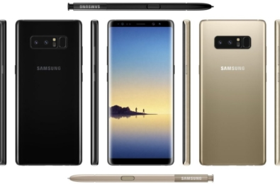 New rumor suggests Galaxy Note 9 will have in display fingerprint sensor 18