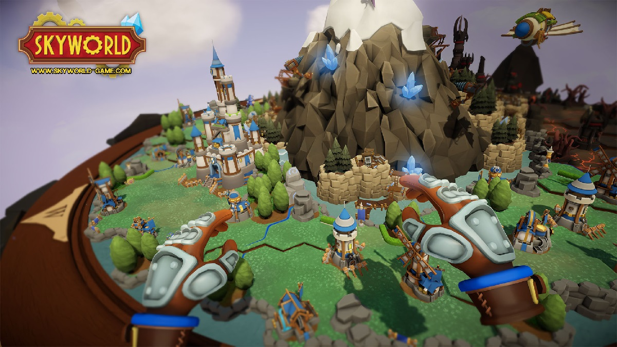 SkyWorld VR game coming to HTC Vive, Oculus Rift and Windows
