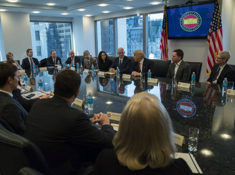 mspoweruser.com - Microsoft quits Trump's digital advisory board