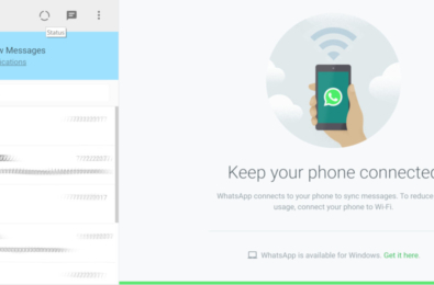 WhatsApp Web and Desktop will get the Dark Mode too 17
