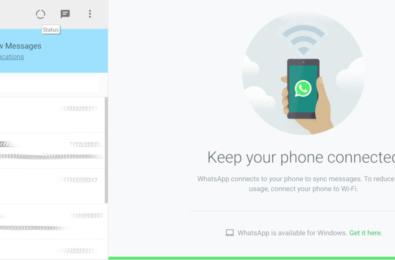 WhatsApp Web and Desktop will get the Dark Mode too 14