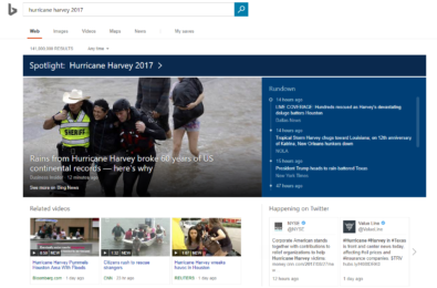 Bing battles Google News with its own make-over 5