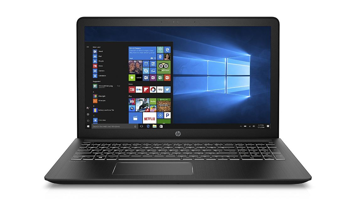 Deal: HP Pavilion Power 15-inch Laptop with Intel Core i7 and AMD Radeon RX 550 graphics for $849 1