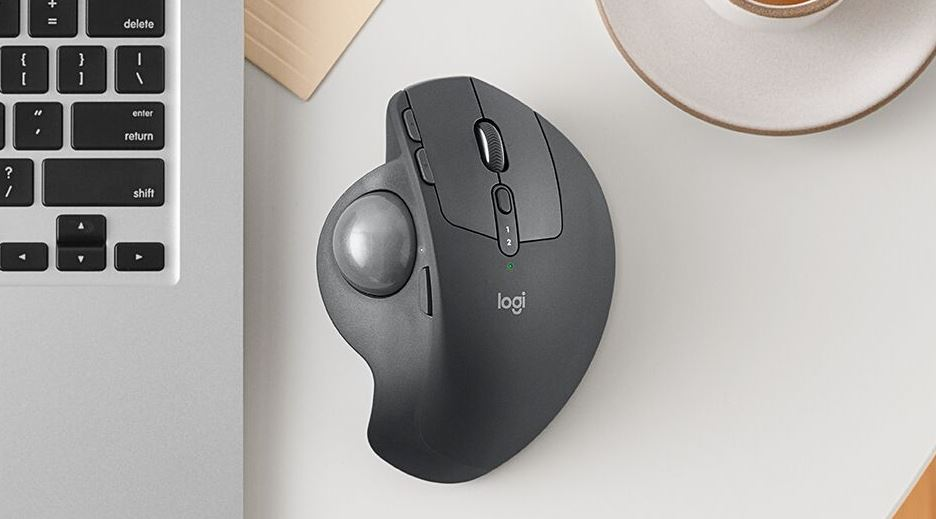 Logitech delivers the trackball mouse you have been waiting a decade for