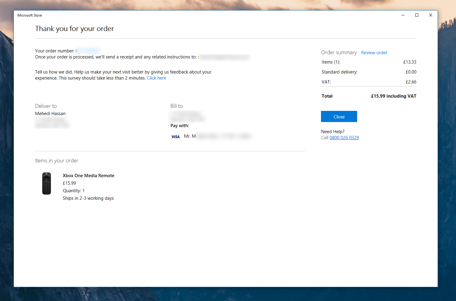 You'll soon be able to buy hardware from the Microsoft Store in Windows 10 10