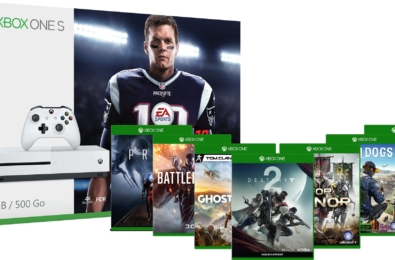 Last Day: Get 2 free games and 3 months of Groove Music with Xbox One S bundles 26