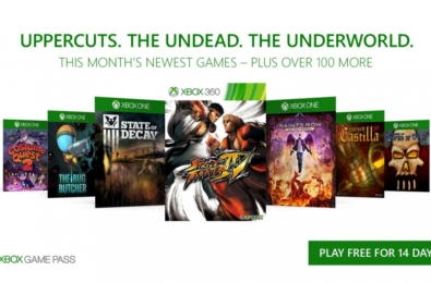 Super Street Fighter IV and more games are joining Xbox Game Pass in October 1
