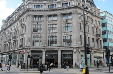 Microsoft's Oxford Circus Store gets tentative opening date 14