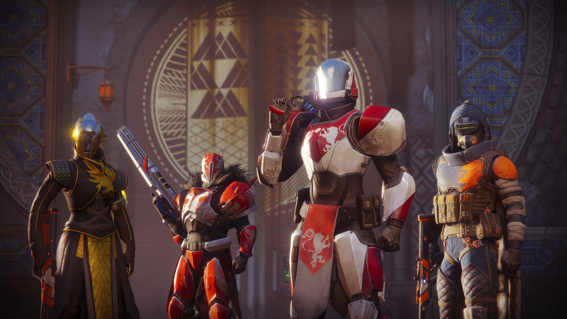 Bungie reveals Destiny 2's first expansion in new trailer, arrives
