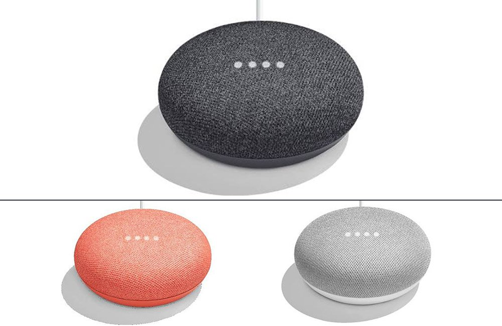 Google set to introduce their second smart speaker before Microsoft releases their first