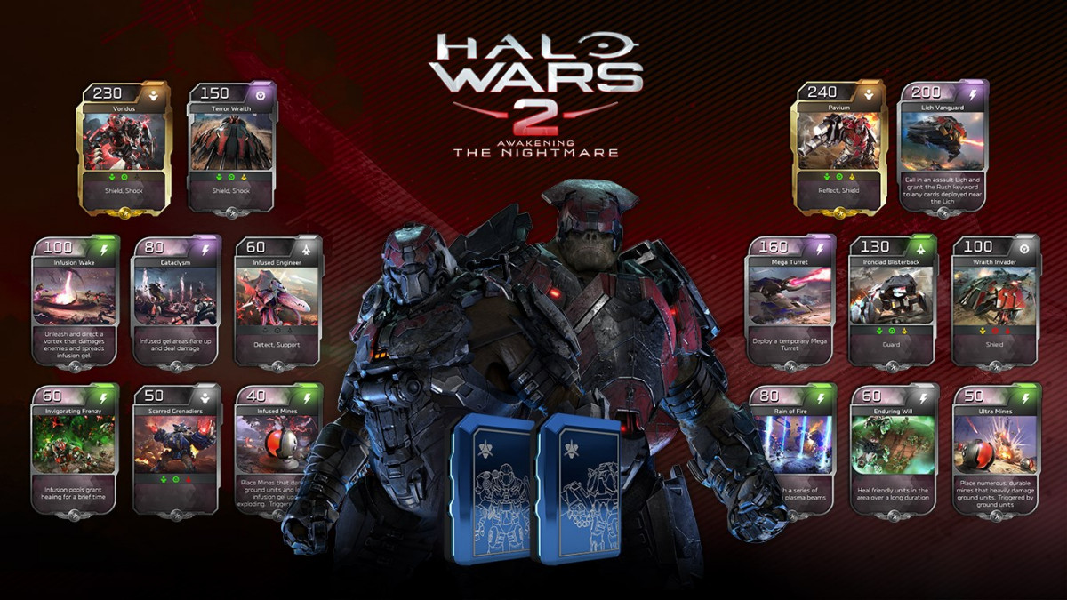 Halo Wars 2: Awakening the Nightmare expansion is now