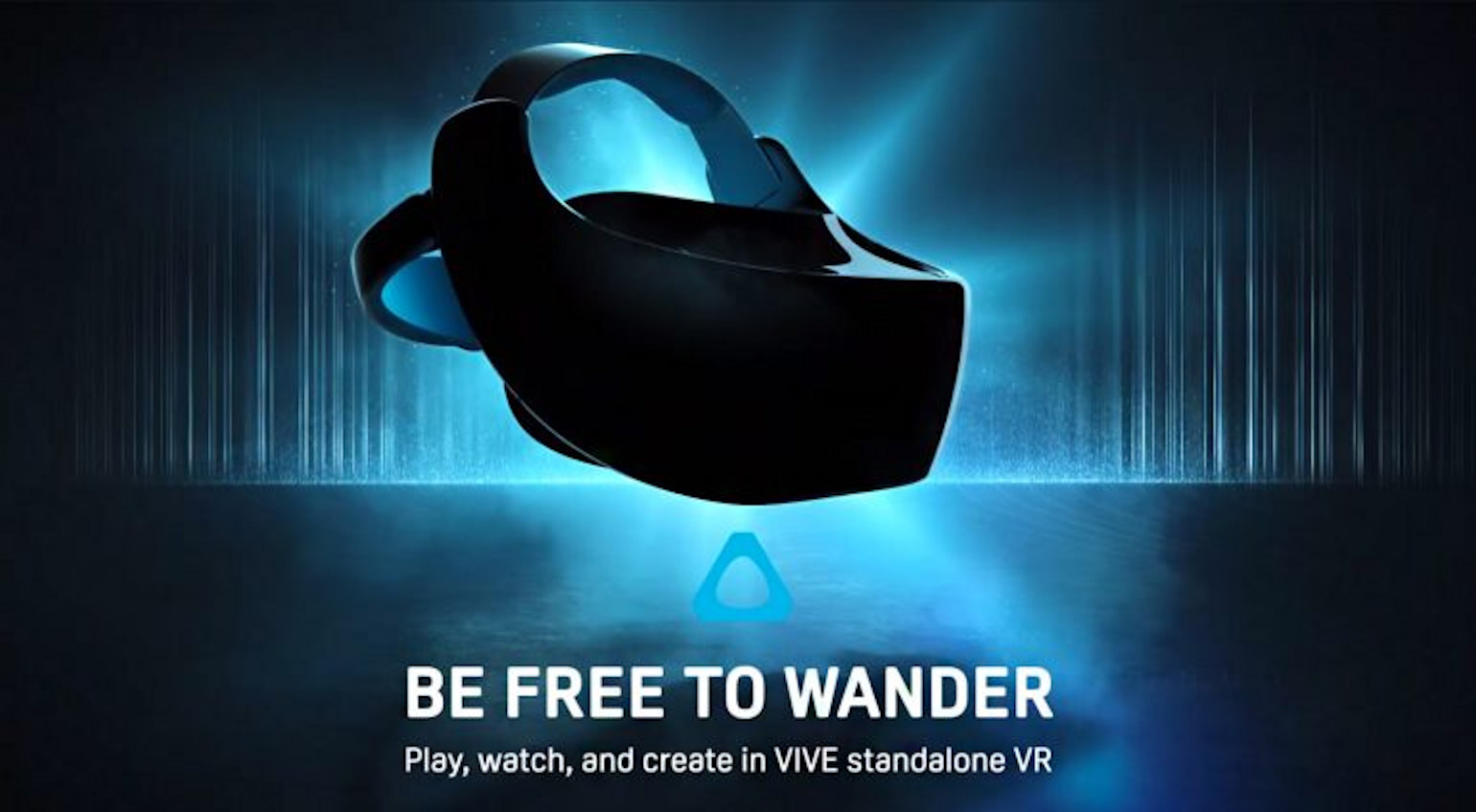 Standalone HTC Vive VR Headset Nearing Launch
