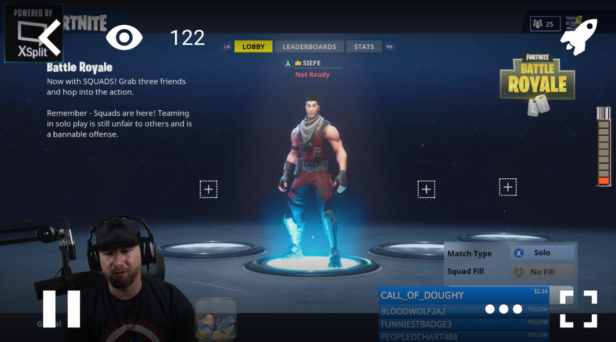 Mixer is bringing its crazy fast streaming system to mobile
