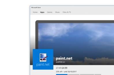Cheap Photoshop alternative Paint.NET is finally available from the Microsoft Store 7