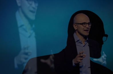 Watch Microsoft CEO Satya Nadella's teaser for his new book 'Hit Refresh' 6