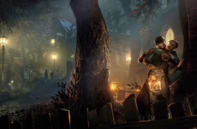Long-awaited Vampyr has been delayed to 2018 28