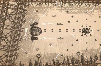 Earth Atlantis is a unique shooter with pencil-sketch visuals 24