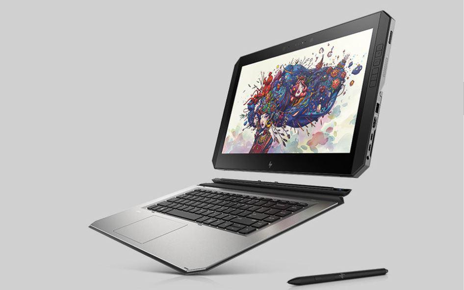 HP ra mắt ZBook x2, máy trạm siêu mạnh mẽ trong thân hình laptop 2 trong một - Ảnh 1.