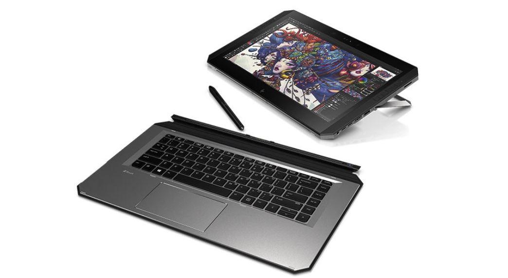 HP ra mắt ZBook x2, máy trạm siêu mạnh mẽ trong thân hình laptop 2 trong một - Ảnh 3.