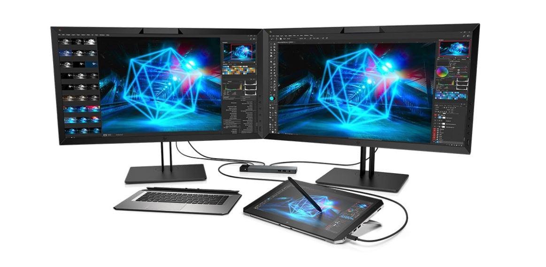 HP ra mắt ZBook x2, máy trạm siêu mạnh mẽ trong thân hình laptop 2 trong một - Ảnh 2.