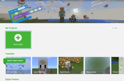 Microsoft makes it easy for children to learn programming using Minecraft 4