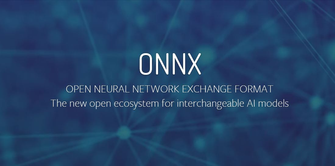 Microsoft and Facebook's ONNX format is now production-ready