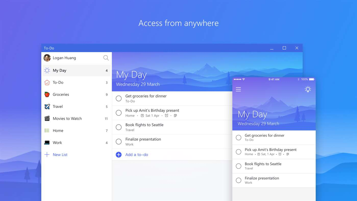 A new Microsoft To-Do update is now available for Windows Insiders, brings new features 1