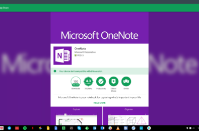 OneNote Beta for Android gets the Dark Mode treatment 18