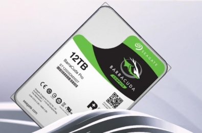 Seagate announces the world's highest-capacity and fastest desktop hard drive 1