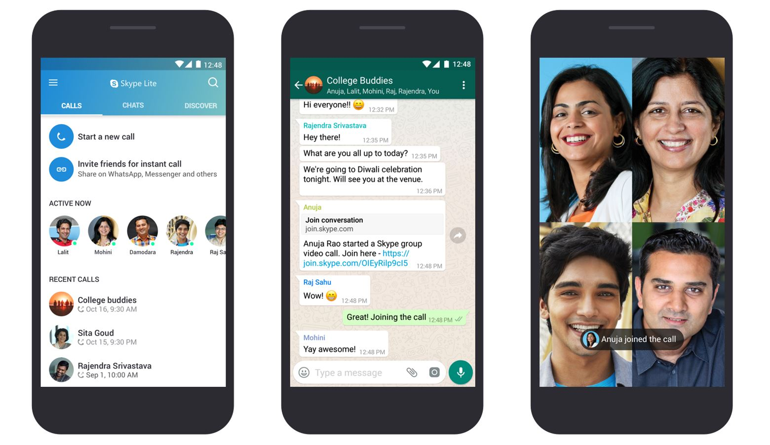 Skype Lite app updated with support for Mojis - MSPoweruser
