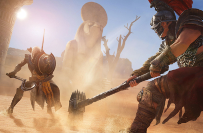 Assassin's Creed Origins is now available on Xbox One 23