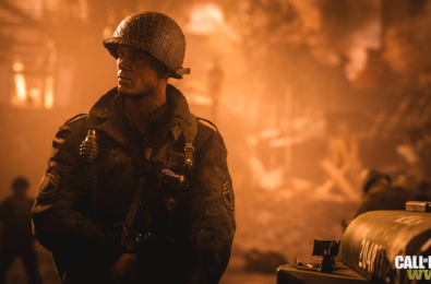 Call of Duty: WWII retains top spot on UK sales charts, Star Wars Battlefront II holds at forth 21