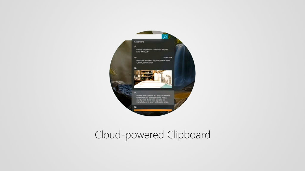 Cloud Clipboard might be coming with next Fast Ring Windows Insider Build 1