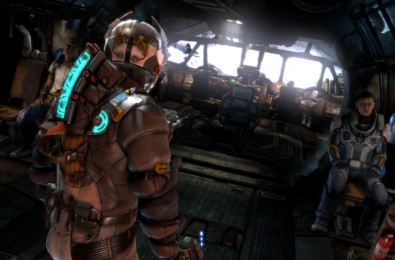 Dead Space writer PS5